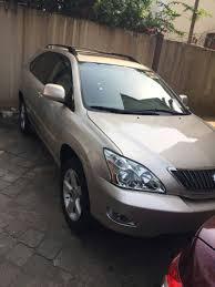 lexus rx330 thundercloud edition select nigeria car title
