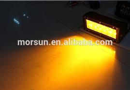 3000k lighting bar led fog light 120w 20 inch yellow led