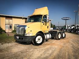 international tandem axle daycabs for sale