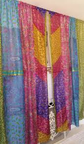 Hippie Curtains Drapes by 28 Best Hippie Curtains Images On Pinterest Hippie Curtains