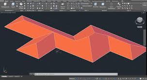 tetto padiglione realizzare un tetto 3d a padiglione con due click autocad
