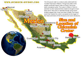 Merida Mexico Map by