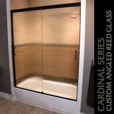 european glass shower doors cardinal shower enclosures complete correct on time every time