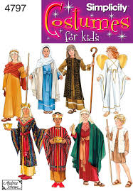 Halloween Costumes Sewing Patterns 117 Sewing Nativity Costumes Images Nativity