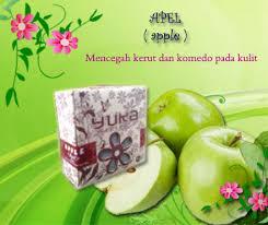 Sabun Yuka sabun yuka apel sabun yuka