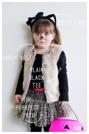 Halloween Kitty Costumes 11 Bold Cute Diy Halloween Costumes Girls Shelterness