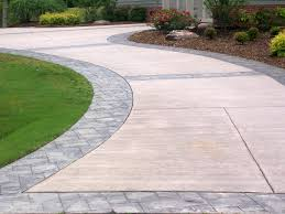 How To Cover Old Concrete by Best 25 Concrete Driveways Ideas On Pinterest Diy Concrete