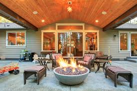 Easy Backyard Fire Pit Designs by 8 Easy Outdoor Space Ideas For The Best Backyard On The Block