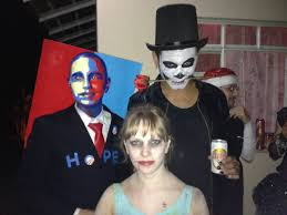 i was obama iconic poster for halloween album on imgur