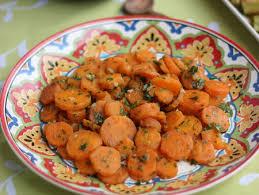 recettes cuisine recette salade de carottes à l orientale cuisinez salade de