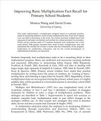 sample horizontal multiplication facts worksheet 5 documents in pdf