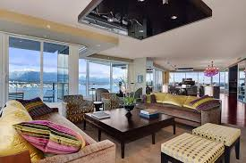 luxury penthouse in vancouver with stunning panoramic views worth