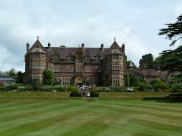gothic revival home victorian gothic at knightshayes culture and anarchy
