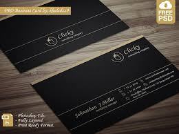 Best Visiting Card Designs Psd 20 Latest Free Business Card Psd Templates U2013 Neo Design