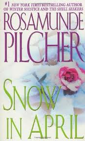rosamunde pilcher books snow in april by rosamunde pilcher