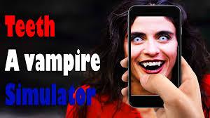 vampire teeth photo camera fun android apps on google play