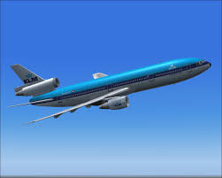 klm douglas dc 10 30 ph dtc old colors for fsx
