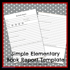 m e report template month end report template cool elementary level book report