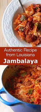 cuisine of louisiana jambalaya traditional recipe from louisiana 196 flavors