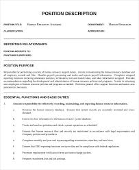 profile of hr manager assistant manager requirements assistant manager resume retail