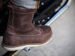 kawasaki riding boots gear review forma naxos boots return of the cafe racers