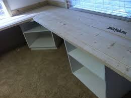Corner Computer Desk Plans by Wooden Gaming Desk Blueprints Best Home Furniture Decoration