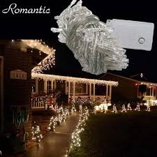 Outdoor Christmas Lights For Sale Compare Prices On Green Outdoor Christmas Lights Online Shopping