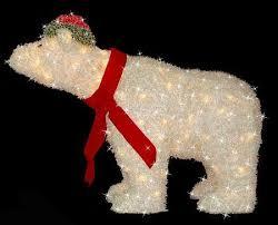 Polar Bear Christmas Decoration Uk by 45 Best Polar Bear Christmas Images On Pinterest Polar Bear
