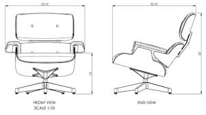 Miller Lounge Chair Design Ideas The Library Lounge Chair Dimensions Compare To The Herman Miller