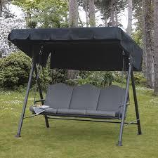 3 seater outdoor swing chair qklxr cnxconsortium org outdoor