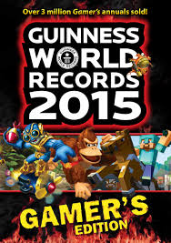 guinness world records gamer u0027s edition 2015 amazon co uk
