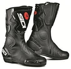 female motorcycle riding boots sidi fusion boots revzilla