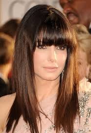 blunt fringe hairstyles the hair trends for 2013 hairstyles weekly
