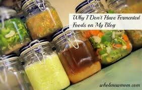 why i don u0027t have fermented foods on my blog