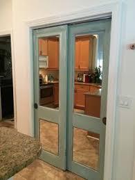 how to change sliding closet doors to swing doors closet doors