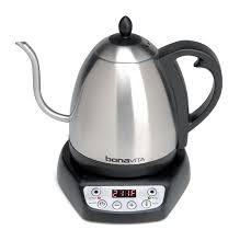 bonavita variable temperature electric pouring kettle 1 liter