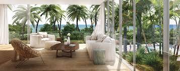 living room miami beach fasano residences at shore club new miami florida beach homes