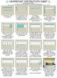 Making Headboards Out Of Old Doors by 124 Best Headboards Images On Pinterest Headboard Ideas Bedroom