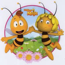 window picture maya bee 3