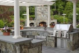 pergola with trellis traditional patio with exterior stone floors by eric u0026 janelle