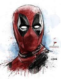 what do you think of the new deadpool movie deadpool pencil