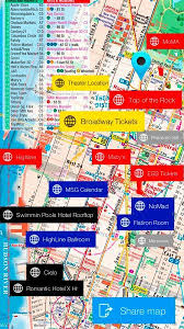 map of nyc manhattan map laminated midtown maps pocket new york