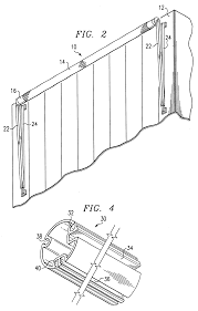 Astrup Awning Patent Us6494246 Retractable Awning And Method Google Patents