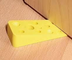 door stopper cheese door stopper
