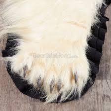 fake polar bear rug roselawnlutheran