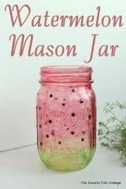 How To Paint A Vase Diy Mason Jar Tutorial How To Make Blue Vintage Mason Jars Blue