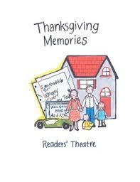thanksgiving memories a reader s theatre by generation genius tpt