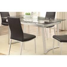 Silver Dining Tables Silver Dining Tables Kmart