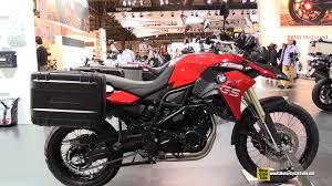 bmw f800gs motorcycle 2015 bmw f800 gs walkaround 2014 eicma milan motorcycle