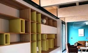 bibliothèque avec bureau intégré bibliothaque avec bureau se dactendre ou travailler dans une piace